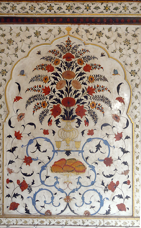 painted-wall-decoration