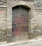 Door on a Ping Yao street
