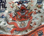 Dragon (Taoist priest's robe, V&A museum)